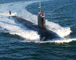 Submarine ruse au lansat rachete de crozieră asupra unor poziţii ale SI din Siria
