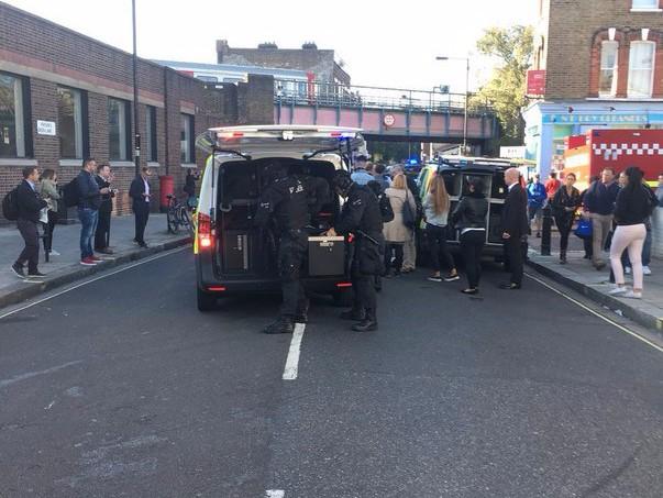 BREAKING NEWS | Explozie la metroul din Londra. Bilanţul la această oră
