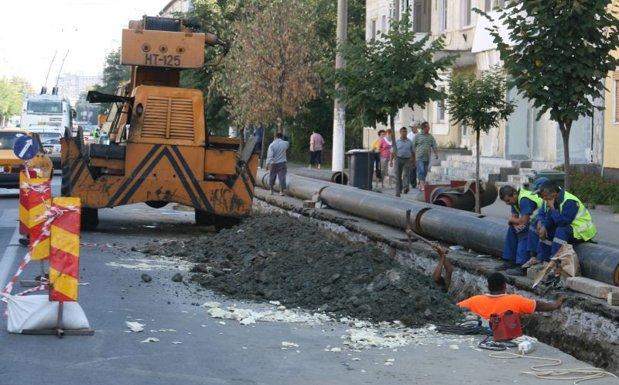 Capitalele din UE îşi reabilitează infrastructurile de apă. Provocări similare la Bucureşti şi Viena