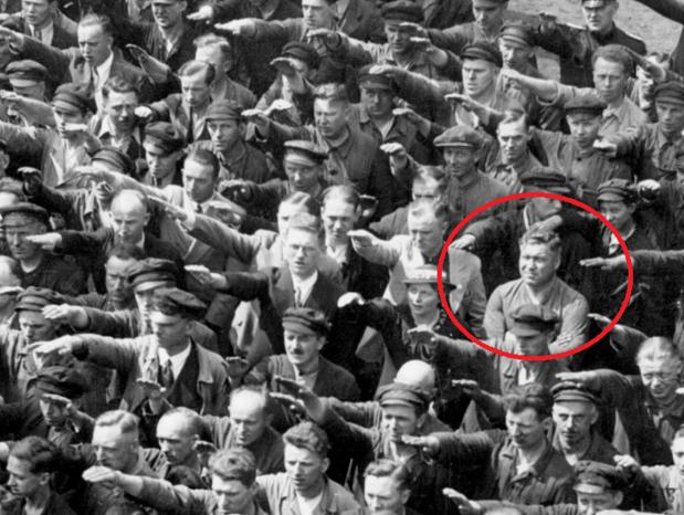 Povestea tragică a singurului german care a refuzat să îl salute pe Hitler