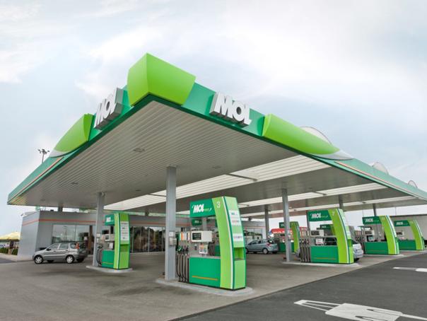 Grupul petrolier MOL îşi face sediu cât un mall, pe malul Dunării