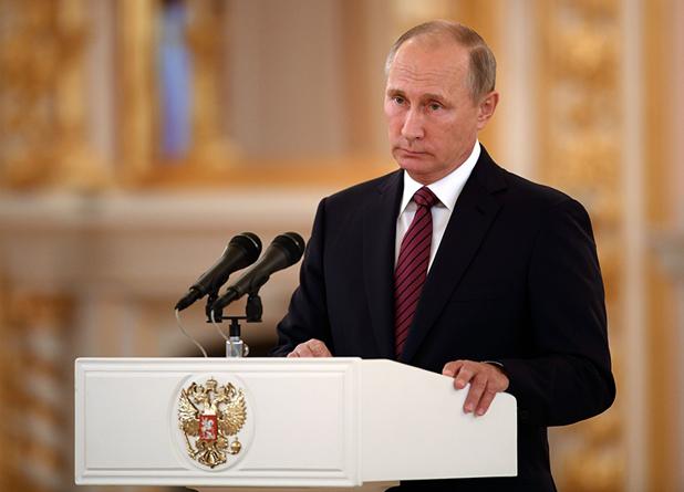 """BREAKING NEWS! Vladimir Putin s-a enervat! Preşedintele Rusiei n-a mai avut o asemenea reacţie până acum: """"Nu accept aşa ceva!"""""""