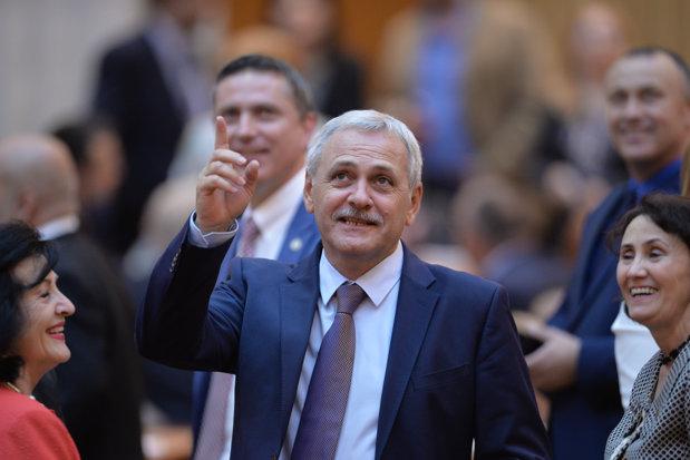 Ce salariu încasează Liviu Dragnea din funcţia de preşedinte al Camerei Deputaţilor. LISTA cu noile salarii după adoptarea Legii salarizării