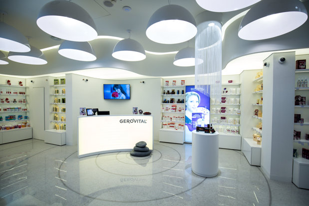 Lanţul de magazine Gerovital a generat o cifră de afaceri de peste 1 milion de euro în prima jumătate a anului