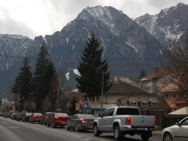 """Drumul de sub munte"", alternativa la DN 1, reabilitat cu 34 de milioane de euro, bani europeni"
