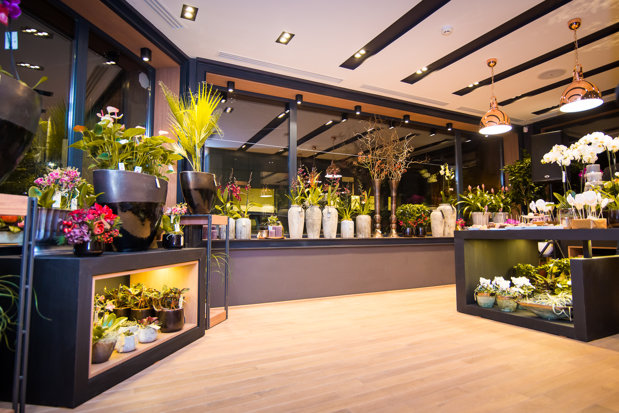 Floria extinde reţeaua de florării  în aeroportul din Otopeni