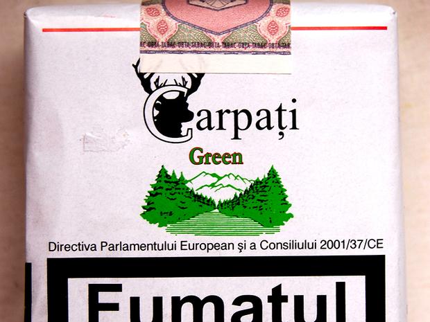 Ce se întâmplă în prezent cu brandul de ţigări româneşti CARPAŢI