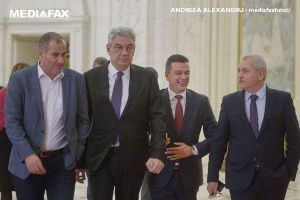 """După Revoluţia fiscală, guvernul Tudose """"deschide şampania"""""""
