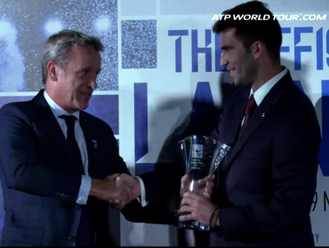 FELICITĂRI! Horia Tecău, câştigător alături de Roger Federer la premiile anuale ATP