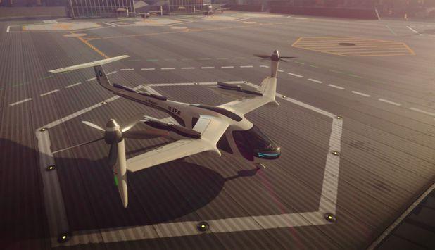 Uber şi NASA vor lansa ''taxiuri zburătoare'' fără pilot