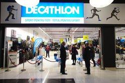 Retailerul francez de articole sportive previzioneazã afaceri de 200 de milioane de euro si vrea sã deschidã inca doua magazine pana până la finalul anului