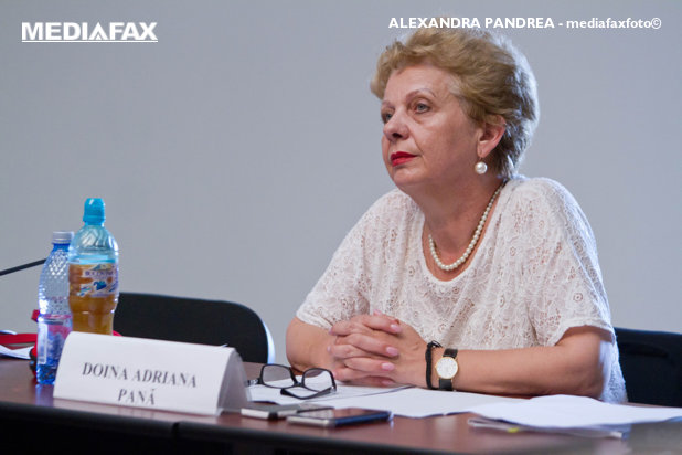 Doina Pană a demisionat din funcţia de ministru al Apelor şi Pădurilor