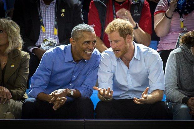 De ce nu poate fi invitat Barack Obama la nunta Prinţului Harry