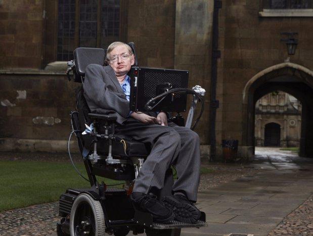 Cum arată fiica celebrului Stephen Hawking - FOTO
