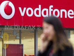 Veniturile din servicii ale Vodafone pentru trimestrul încheiat la 31 decembrie 2017 au ajuns la 182,3 milioane de euro