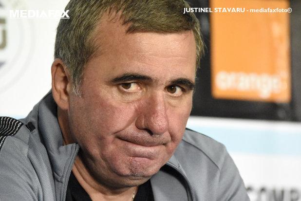 """Exploziv! Gică Hagi şi-a anunţat plecarea din România într-o nouă conferinţă care va rămâne în istoria fotbalului românesc: """"Bye, bye, gata! S-a terminat, aţi reuşit, voi pleca din ţară!"""""""