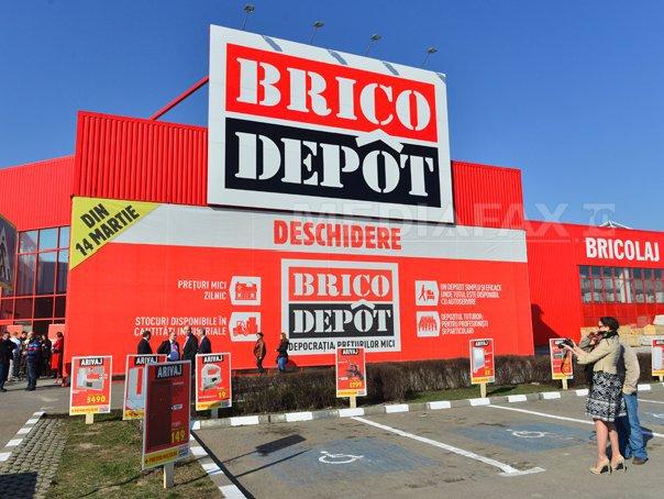 Brico Depôt România începe procesul de integrare şi consolidare după achiziţia Praktiker