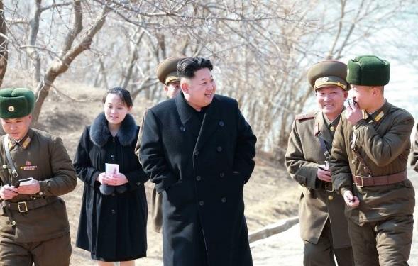 Cum arată sora lui Kim Jong-Un, femeia cu cea mai mare influenţă din Coreea de Nord. Unde este trimisă în VIZITĂ oficială şi cu ce scop   GALERIE FOTO