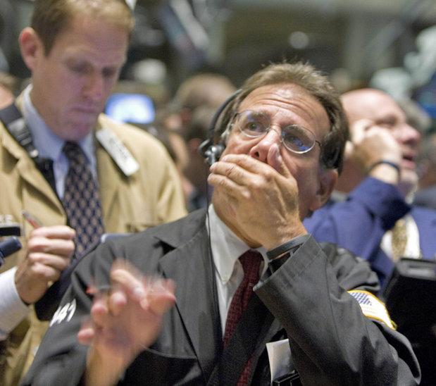 Indicele bursier Dow Jones a scăzut cu 4,15%