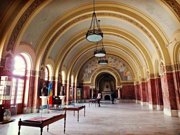 Clădirea în care s-a votat unirea Transilvaniei cu România, în reabilitare după 50 de ani