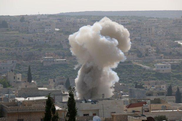 Turcia a efectuat noi atacuri aeriene asupra poziţiilor ocupate de kurzi în provincia siriană Afrin