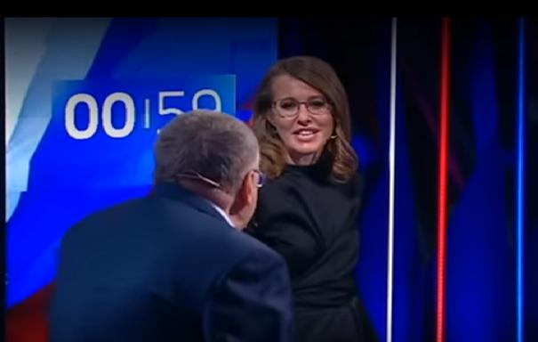 """Moment ŞOCANT în direct la TV. Ce a pătit un politician după replica """"Închide gura, PROASTO"""""""