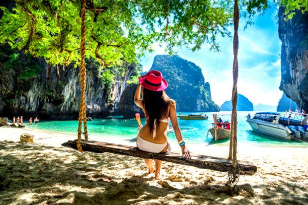 Insula exotică dedicată exclusiv femeilor unde bărbaţii nu au voie - GALERIE FOTO