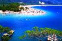 Oludeniz, cea mai frumoasă lagună albastră de pe Pământ - GALERIE FOTO