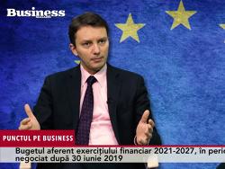 Punctul pe business: Este România pregătită să conducă Uniunea Europeană începând cu 1 ianuarie 2019?
