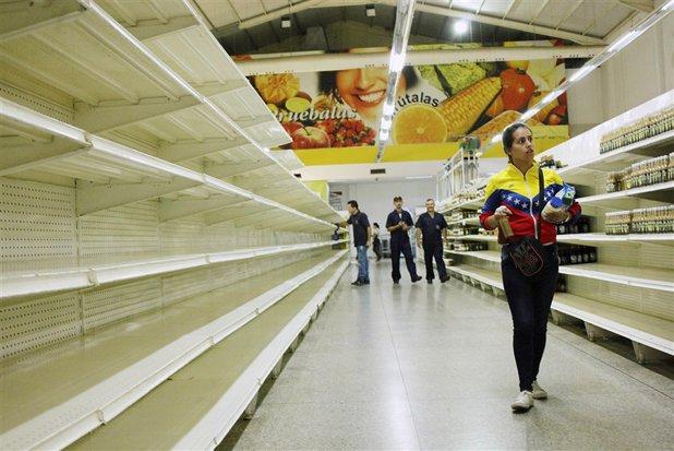 Ţara unde cetăţenii cu salariu minim îşi pot lua doar două cartoane de ouă, un kilogram de mălai şi o pungă de paste