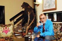 Imagini rare din casa lui Ion Ţiriac! Cum arată locuinţa celui mai bogat român -GALERIE FOTO