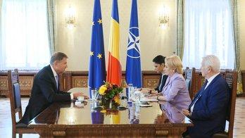"""Iohannis reacţionează DUR după discuţia de azi cu Dăncilă. """"Trebuie să înceteze imediat"""""""