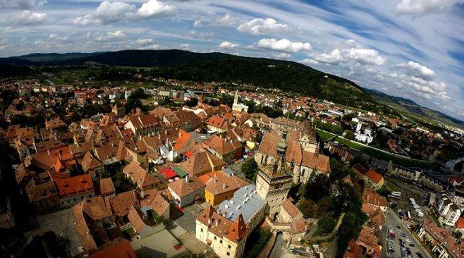 """Oraşul din România care îi impresionează pe americani: """"Un oraş ca-n basme, parcă desprins din poveştile cu zâne"""""""