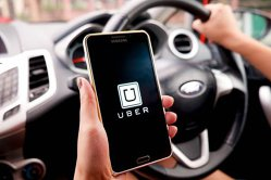 O nouă opţiune pentru clienţii Uber: Compania a introdus un buton de panică în aplicaţie