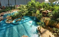 Cele mai atractive Aqua Park -uri din Europa - GALERIE FOTO SI VIDEO