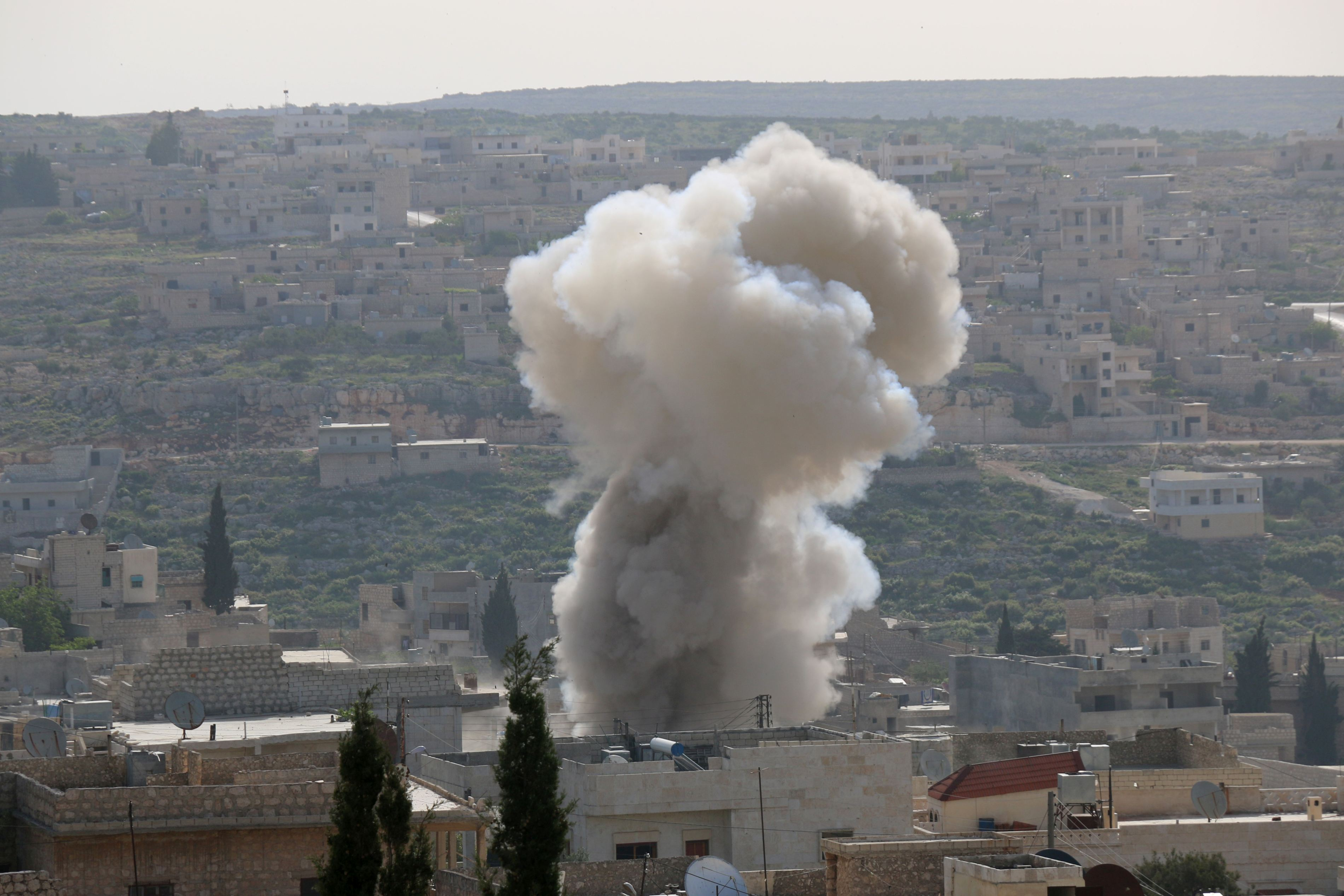 mai-multe-rachete-au-fost-lansat-asupra-palatului-prezidential-de-la-kabul
