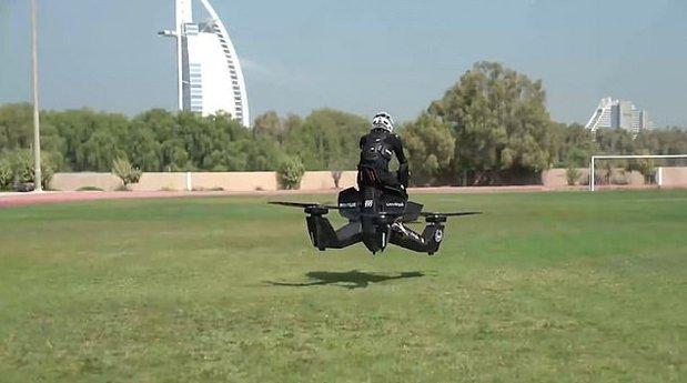 Primul oraş din lume care îşi învaţă poliţiştii să zbore pe drone. Intră în dotare din 2020