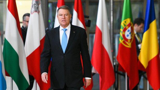 Iohannis i-a prezentat ministrului de Externe norvegian priorităţile Preşedinţiei Consiliului UE