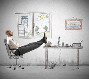Cum se relaxează un CEO - VIDEO