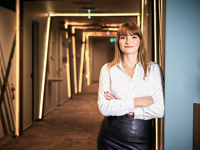 Cele mai puternice 100 de femei din business: Monica Cadogan, CEO şi fondator { Vivre }