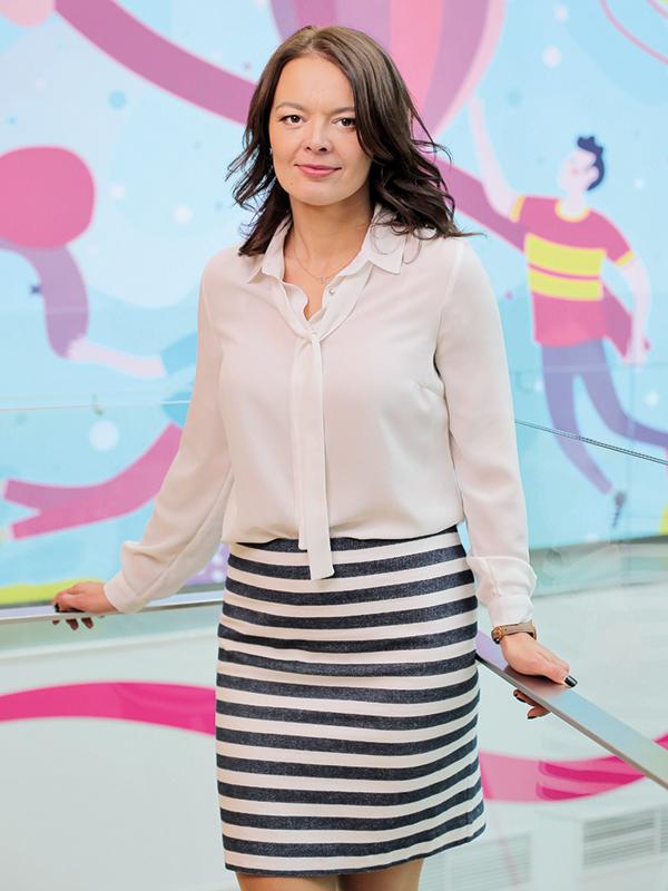 Cele mai puternice 100 de femei din business: Amalia Buliga, CEO { Diverta }