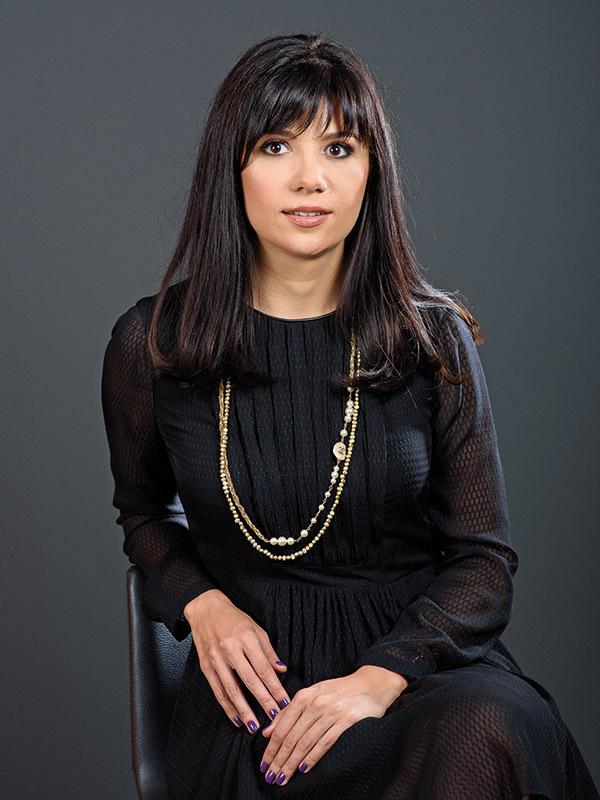 Cele mai puternice 100 de femei din business: Monica Eftimie, chief marketing officer { Sphera Franchise Group }