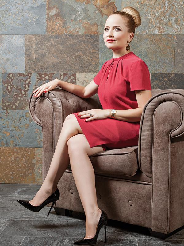 Cele mai puternice 100 de femei din business: Mariana Brădescu, managing partner { Rockstar Construct (Piatraonline) }
