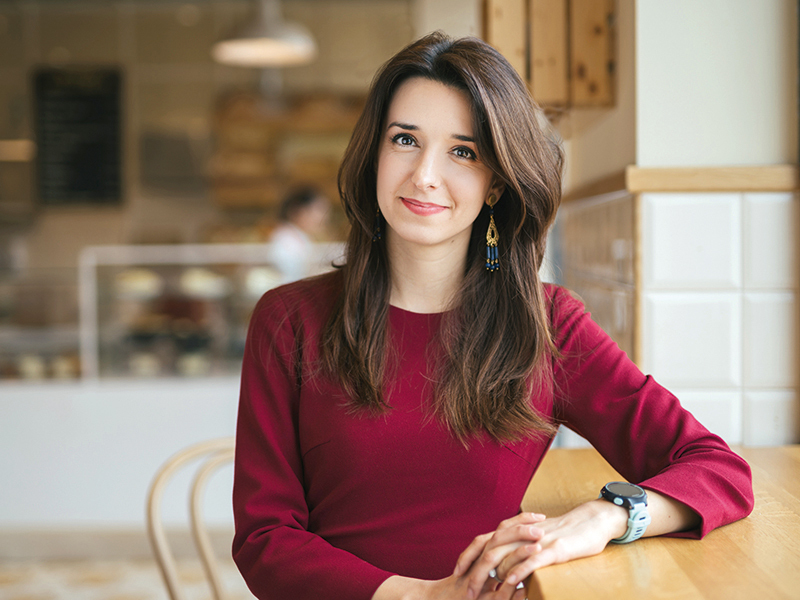 Cele mai puternice 100 de femei din business: Alexandra Copos de Prada, CEO { Ana Pan }