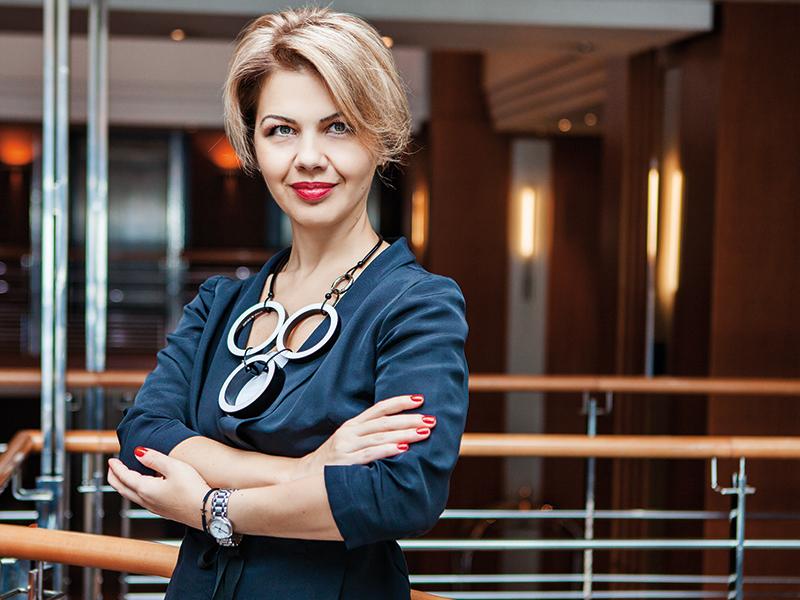 Cele mai puternice 100 de femei din business: Sonia Năstase, business executive officer { Nestlé Nespresso România }