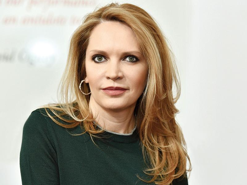 Cele mai puternice 100 de femei din business: Manuela Necula - CEO { Ogilvy Group România }
