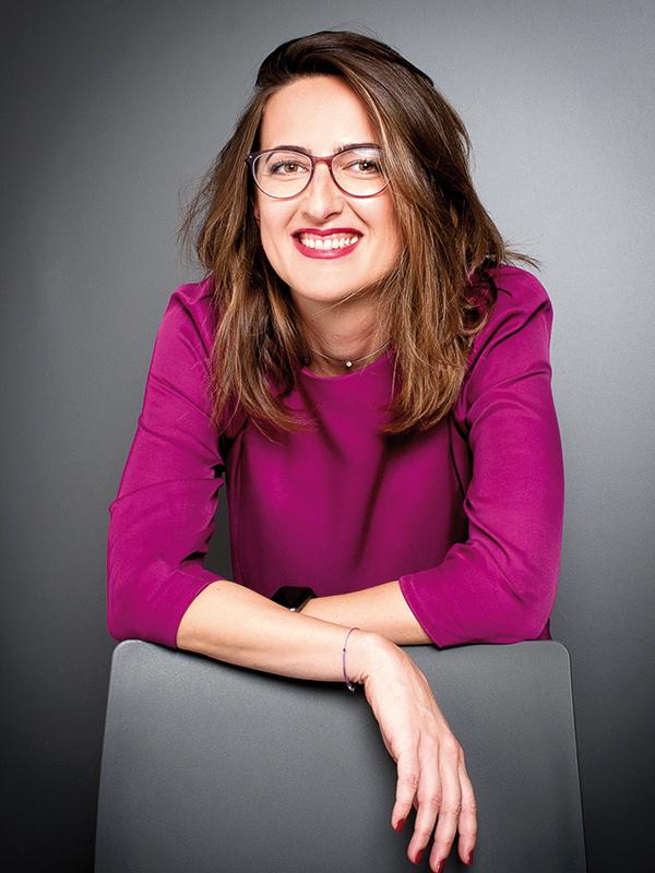 Cele mai puternice 100 de femei din business: Raluca Crişan - CEO { Ceetrus România}