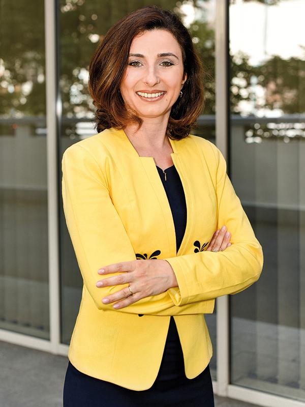 Cele mai puternice 100 de femei din business: Sînziana Pardhan - Country head {P3 România}