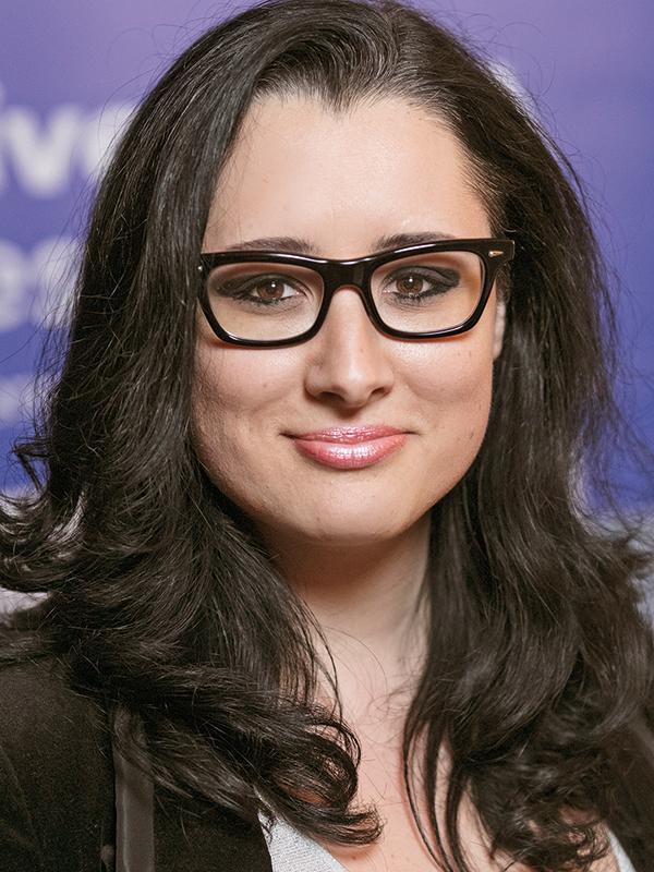 Cele mai puternice 100 de femei din business: Hortensia Năstase - Vicepreşedinte creative services { Lowe Group }