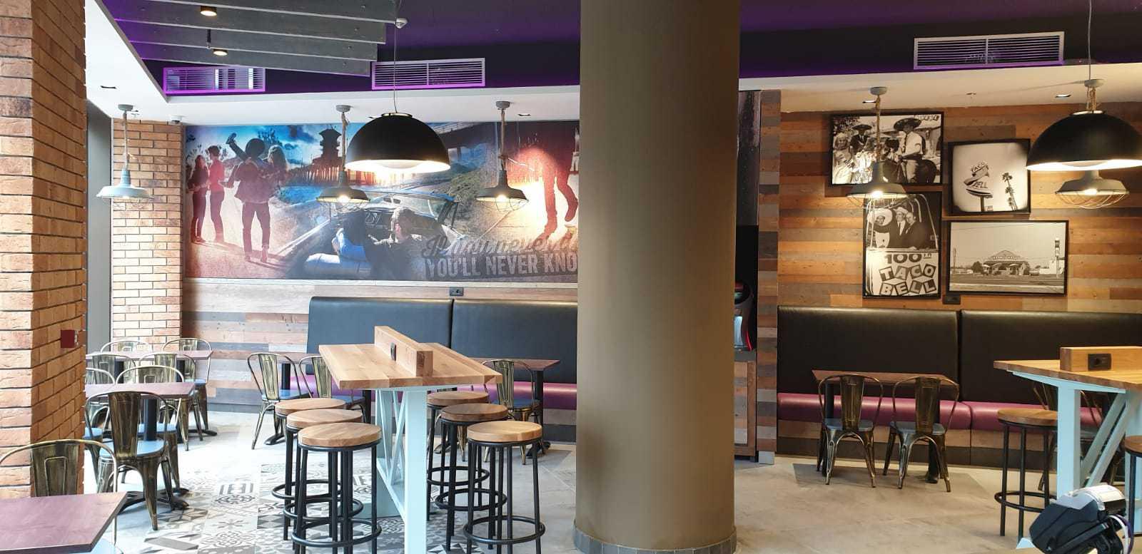 Taco Bell se extinde cu un nou restaurant. Unde se va afla acesta